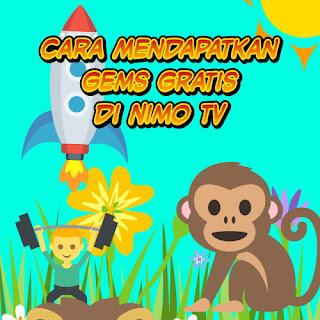 Cara Mendapatkan Gems Gratis di Nimo TV