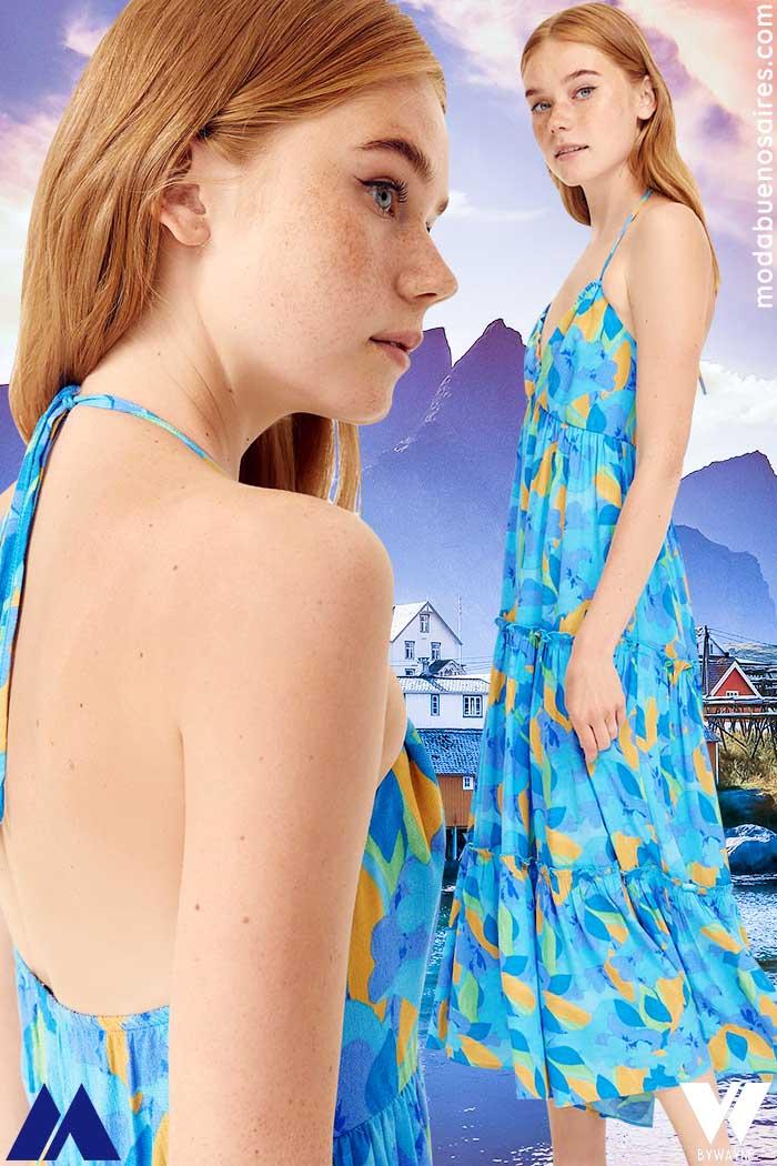 vestidos de verano 2022