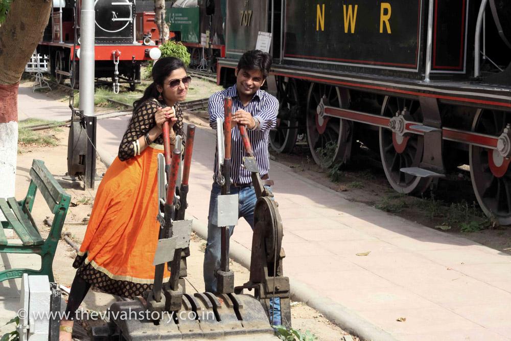 Gautam & Pallavi - Pre Wedding Photography