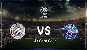 نتيجة مباراة باريس سان جيرمان ومونبيليه في الدوري الفرنسي