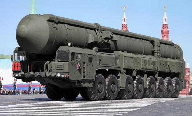 """Πούτιν: """"Προτεραιότητα στο στρατηγικό πυρηνικό οπλοστάσιο"""""""