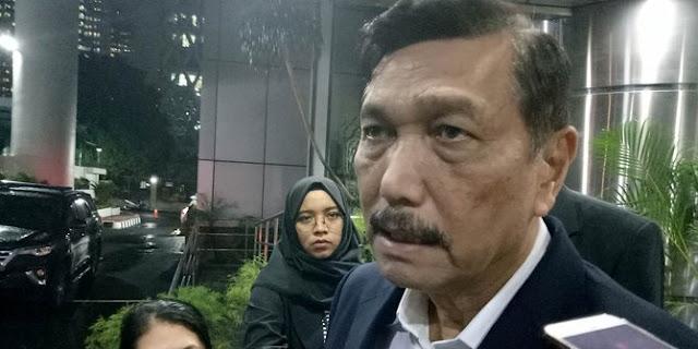 Sarankan Jokowi Stop Impor Garam, Luhut Menyontek Rizal Ramli