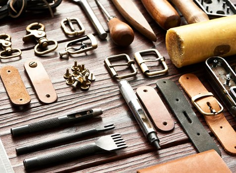 Leather Craft Tools For Beginners