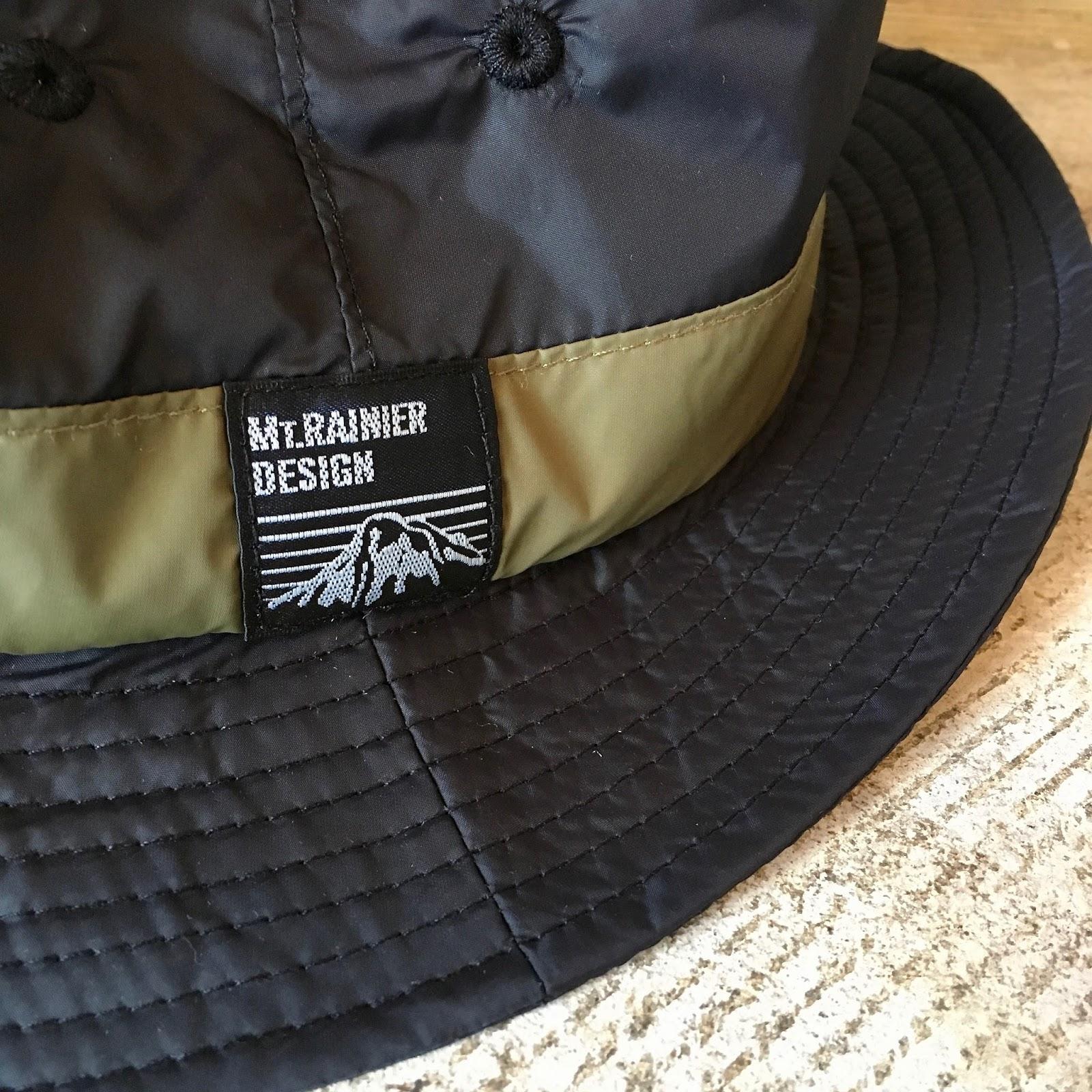 MT RAINIER DESIGN (MRD PACKABLE BUCKET HAT)  43a7880db0f