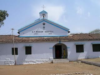 आजादी से पूर्व आदिवासी बाहुल्य क्षेत्र मे निःस्वार्थ सेवाए देने वाले मसीह अस्पताल को चालू करने की उठी आवाज
