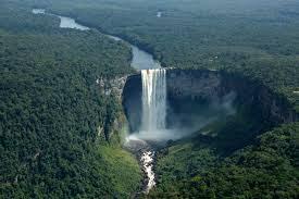 Air terjun Kaieteur, Guyana