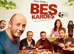 مسلسل الإخوة الخمس Bes Kardes