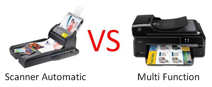 Teknologi Scanner: Apakah perbedaan antara Scanner dengan ...