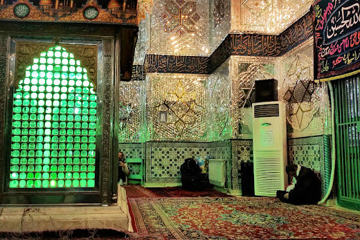 iran, qazvin