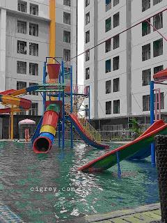 Ketagihan Kolam Renang Anak Di Vega Hotel ARA Tangerang