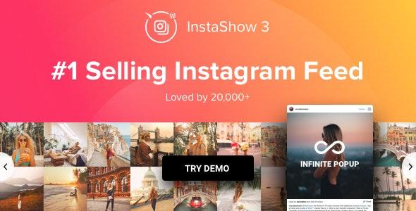 Коллаж Instagram на сайт