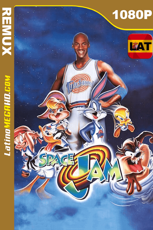 Space Jam (1996) Latino HD BDREMUX 1080P ()