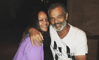 Rihanna's Father Reveals he tested positive for Coronavirus and how the singer sent him a ventilator
