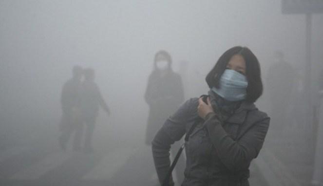 China Negara Perusak Lingkungan Paling Parah di Dunia