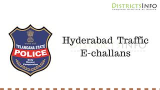 Hyderabad Traffic E-challans