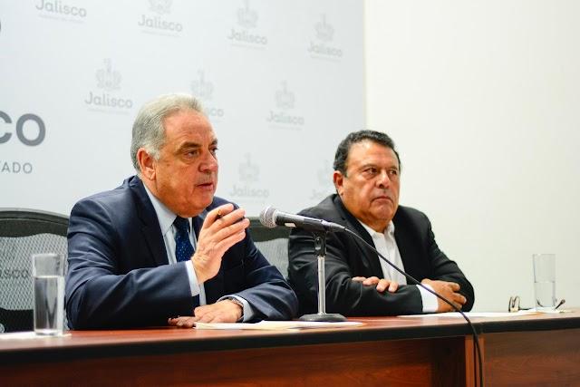 Autoridades estatales trabajan en la localización de dos internos evadidos del CEINJURE de Ciudad Guzmán