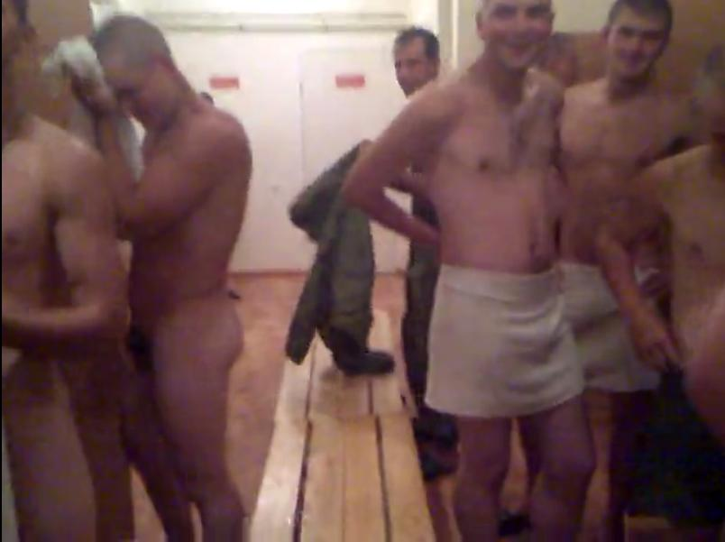 hairy russian men naked