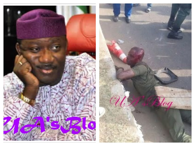 Ekiti Bloody Rally: APC Confirms Arrest of A Fake Mobile Police Who Shot Bamidele, Names 5 Other Victims
