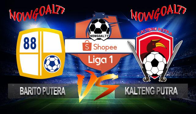 Prediksi Barito Putera VS Kalteng Putra 22 Juni 2019