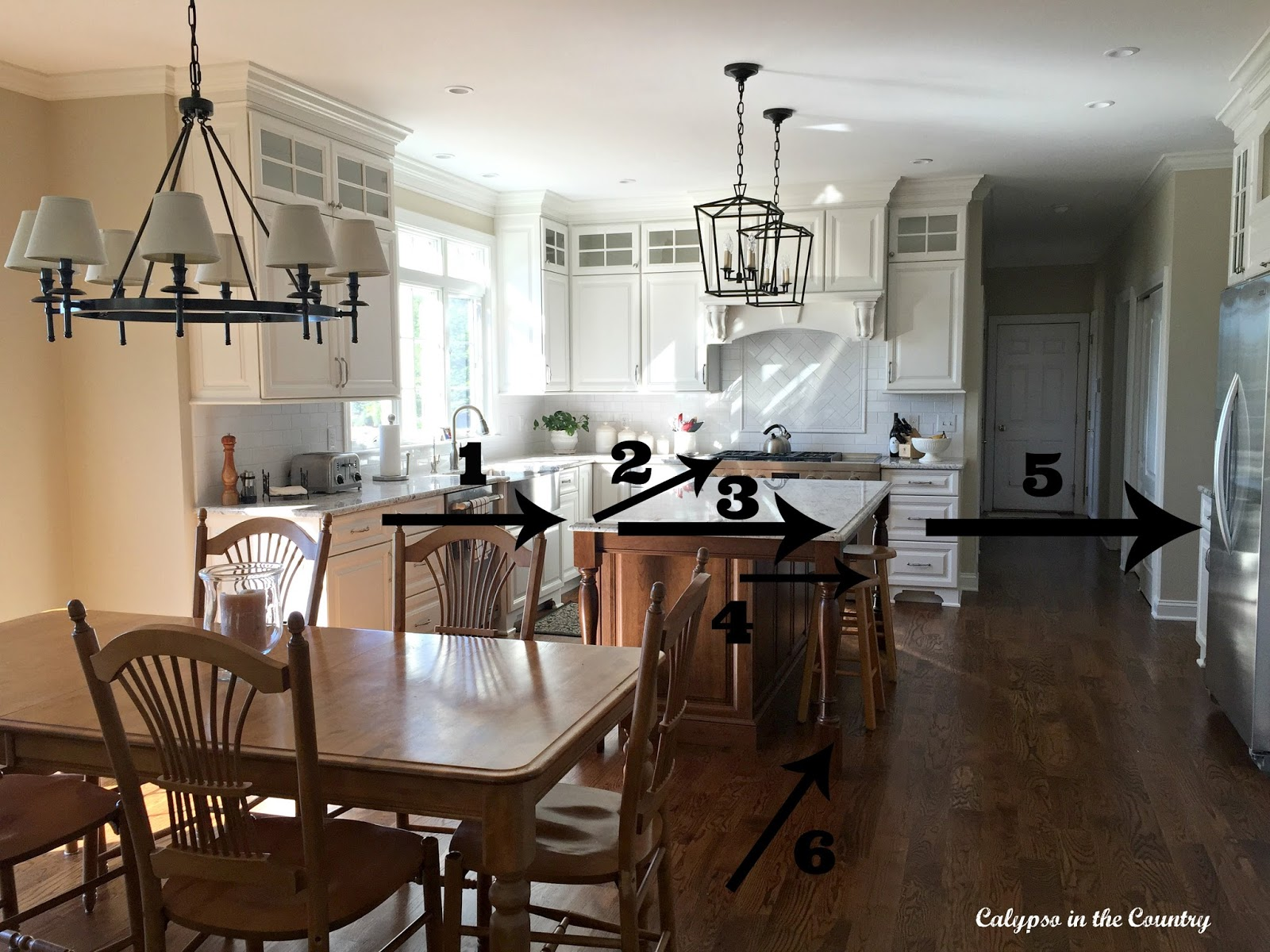 Kitchen Measurements - One of My Favorites of 2016