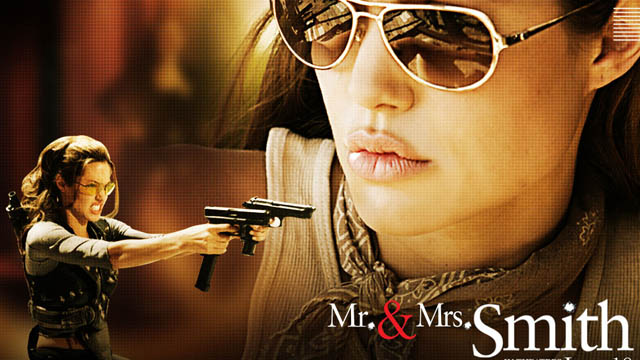 Mr. & Mrs. Smith (2005) Hindi Dubbed Movie [ 720p + 1080p ] BluRay Download