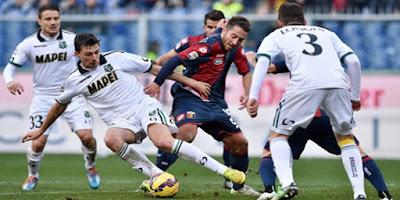 mendatang akan diselenggarakan pertandingan Serie A pada pekan ke  Prediksi Sassuolo Vs Genoa, Italian Serie A