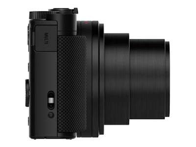 Sony HX80, Kamera Saku Mungil Dengan 30x Zoom