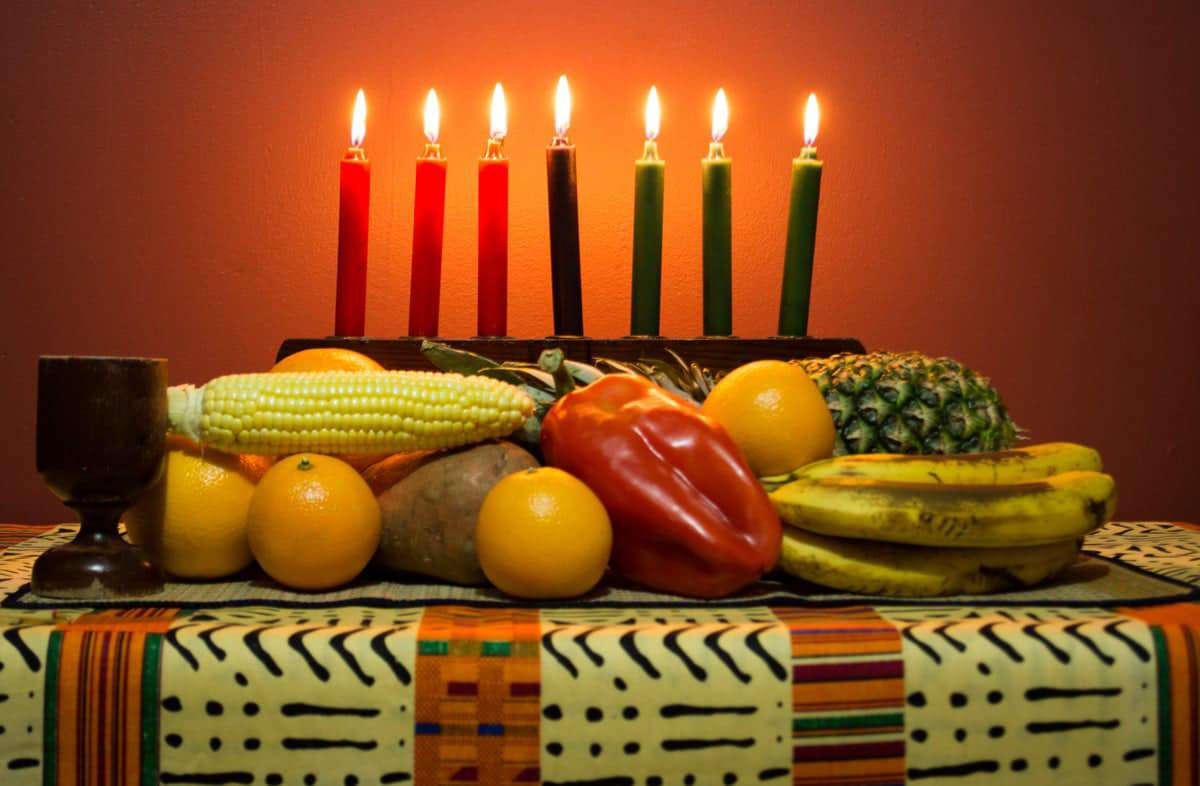Kwanzaa Wishes Sweet Images