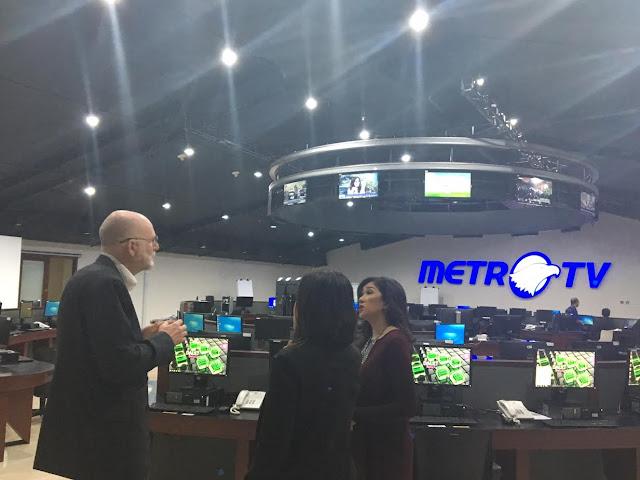 Metro TV Dapat Penghargaan Apresiasi Pendidikan Islam 2017