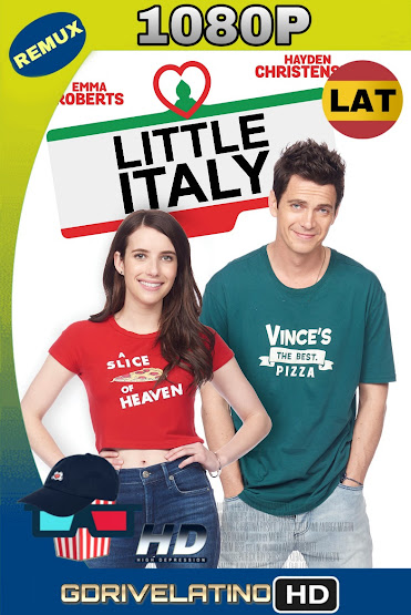 Little Italy (2018) BDRemux 1080p Latino-Ingles MKV