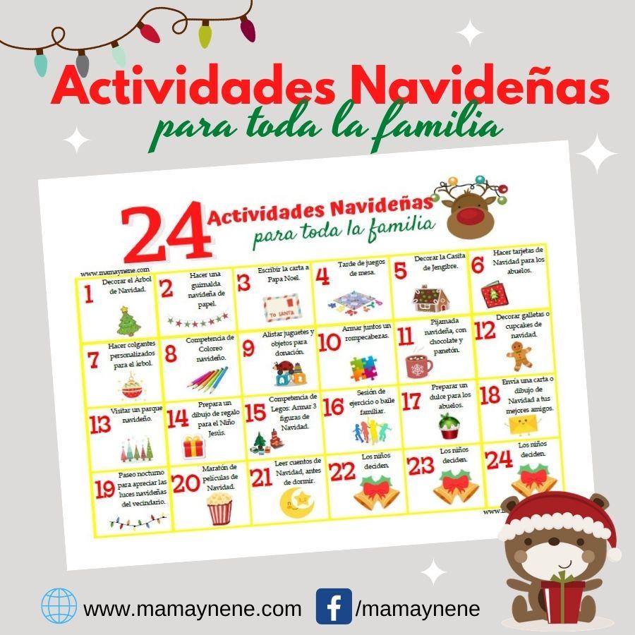 MAMAYNENE+ACTIVIDADES+NAVIDAD