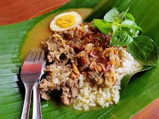 Info Kuliner Nasi Gandul Papk Peng Jogja