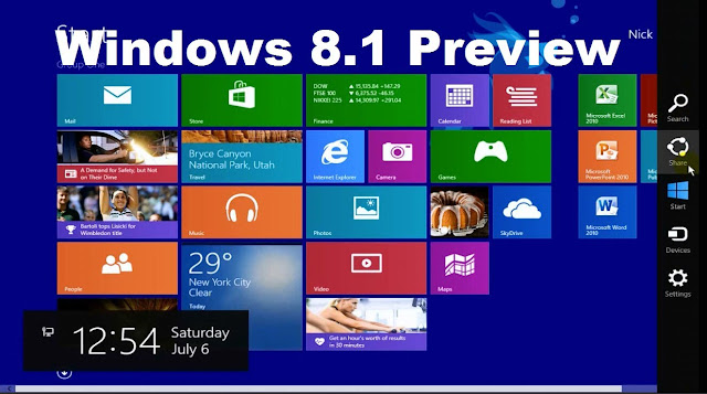 free microsoft windows 8.1 download