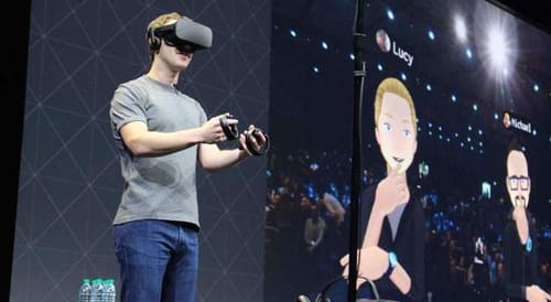 Facebook wants to develop an augmented reality hat