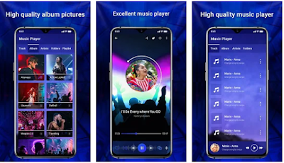 MVX Music Player App