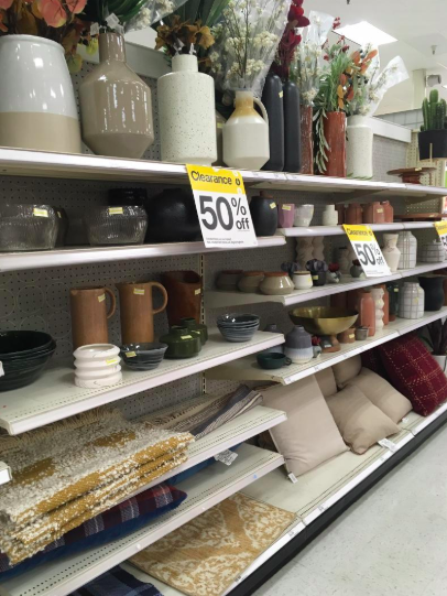 Target Addict Clearance Alert Fall Home Decor
