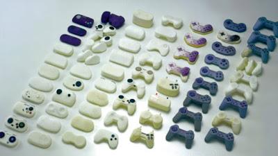 Los diferentes diseños de mando