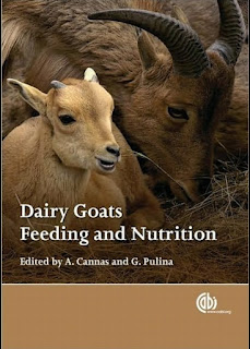 Dairy Goats, Feeding and Nutrition 1st Edition