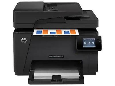 HP Color LaserJet Pro MFP M177fwK