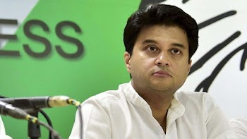 If Rahul Gandhi is stepping down Why not Jyotiraditya Scindia?