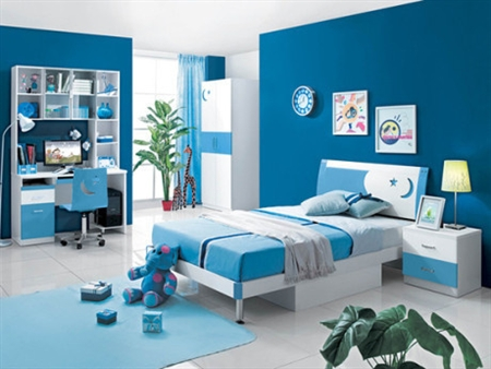 Khám phá ý nghĩa của các màu sắc trong trang trí nhà ở