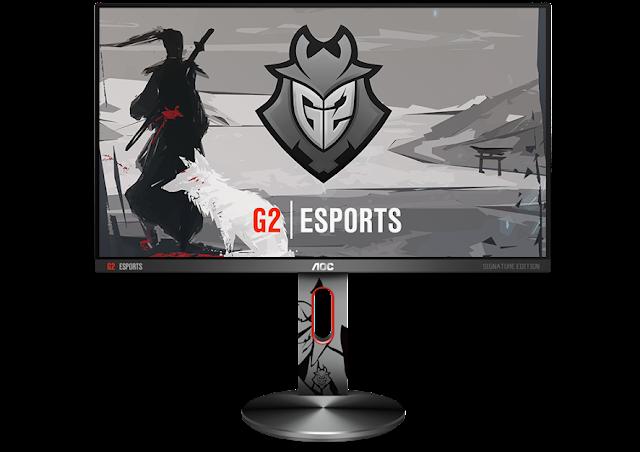 G2590PX/G2 – G2 Esports Signature Edition