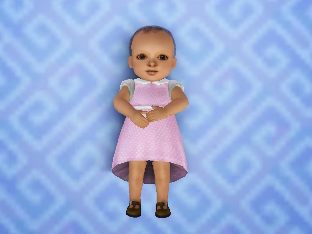 Sims  Baby Clothes Glitch