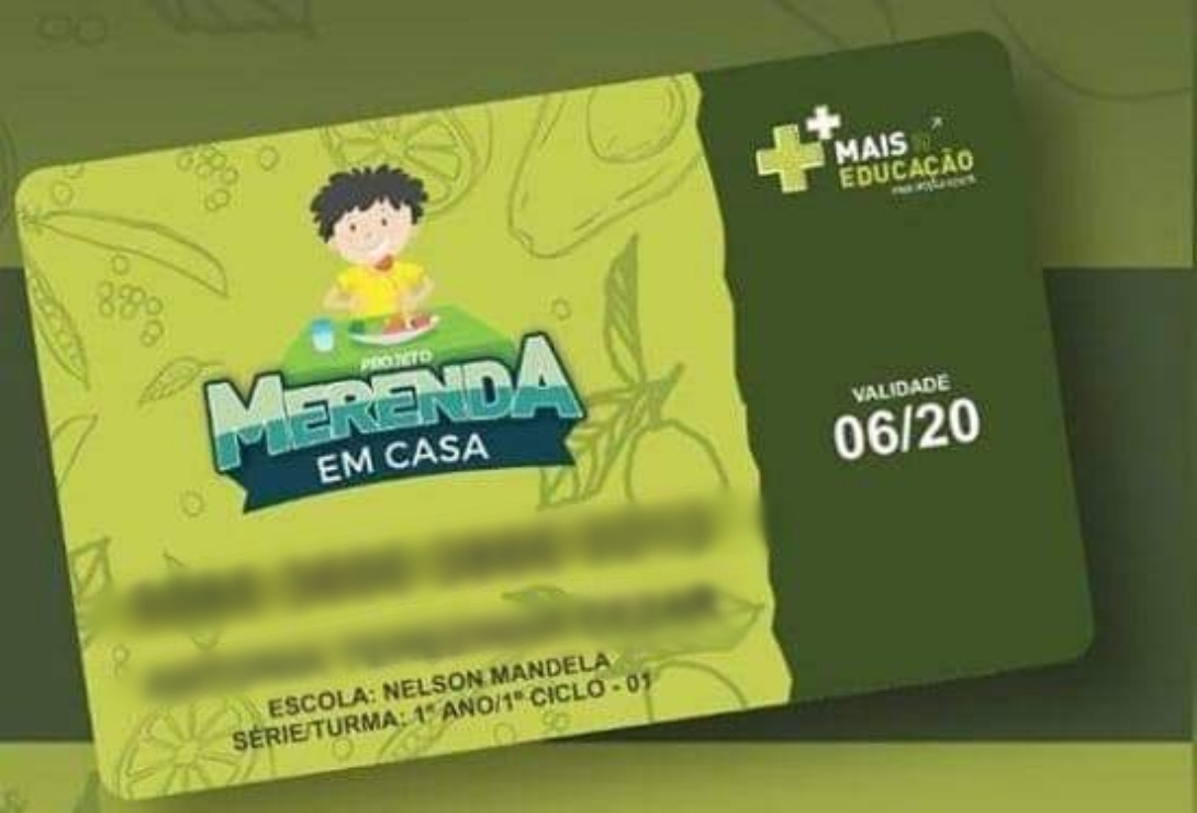 Parauapebas: Famílias sofrem sem o Benefício do Cartão merenda em Casa.