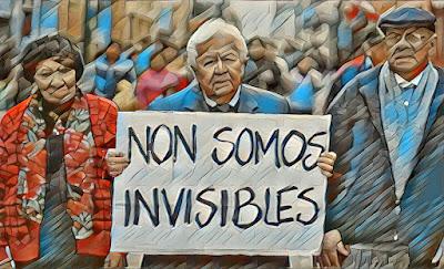Pensionistas invisibles - Blog Galdo-Fonte