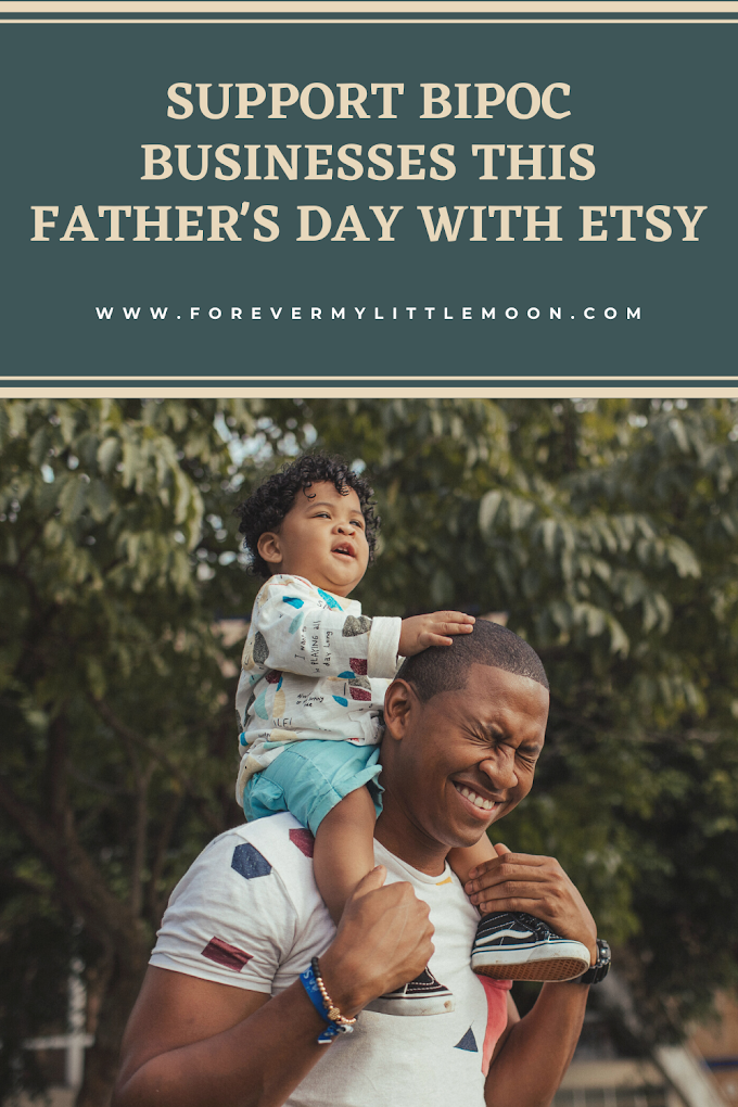 Support BIPOC Businesses This Father's Day With Etsy