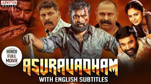 Asuravadham 2019 Hindi Dubbed WEBRip 480p 350Mb x264