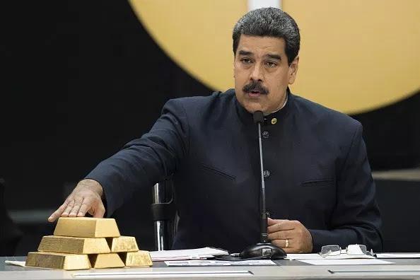 La ruta del oro venezolano: cómo el gobierno convierte billetes sin valor en lingotes con ayuda de Turquía