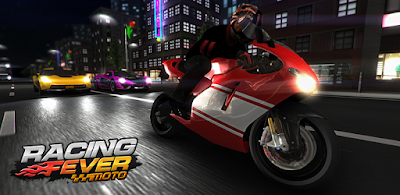 Racing Fever: Moto APK (MOD, Unlimited Money) for Android