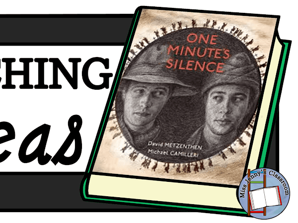 Book Week 2015: One Minute's Silence